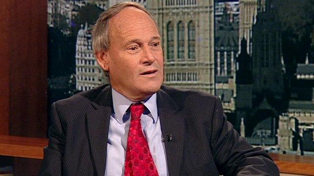 Ex-embaixador britânico Tony Brenton: – A guerra poderia ser uma opção do ocidente